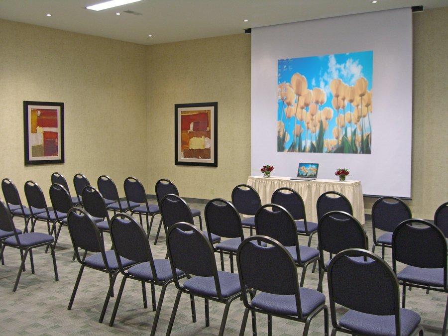 hotel meeting room