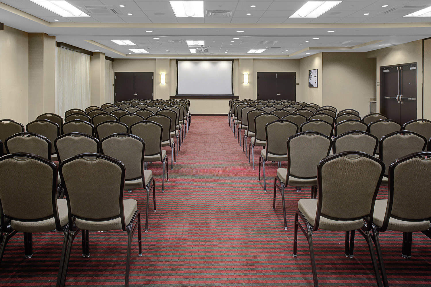 hotel meeting room
